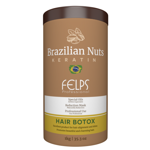 Felps Botox do włosów Brazilian Nuts 1Kg